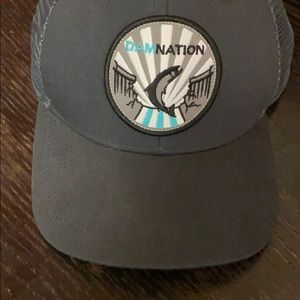 Rare Patagonia Damnnation common men's trucker hat